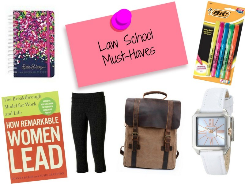 8 Back To School Must-Haves for Law Students | Blog | Ms  JD