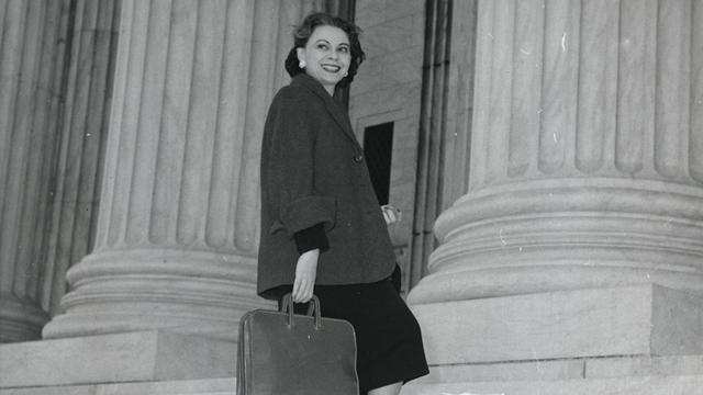 http://www.pbs.org/to-the-contrary/watch/5666/ttc-extra_trailblazing-attorney-bessie-margolin