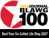 The ABA Blawg 100