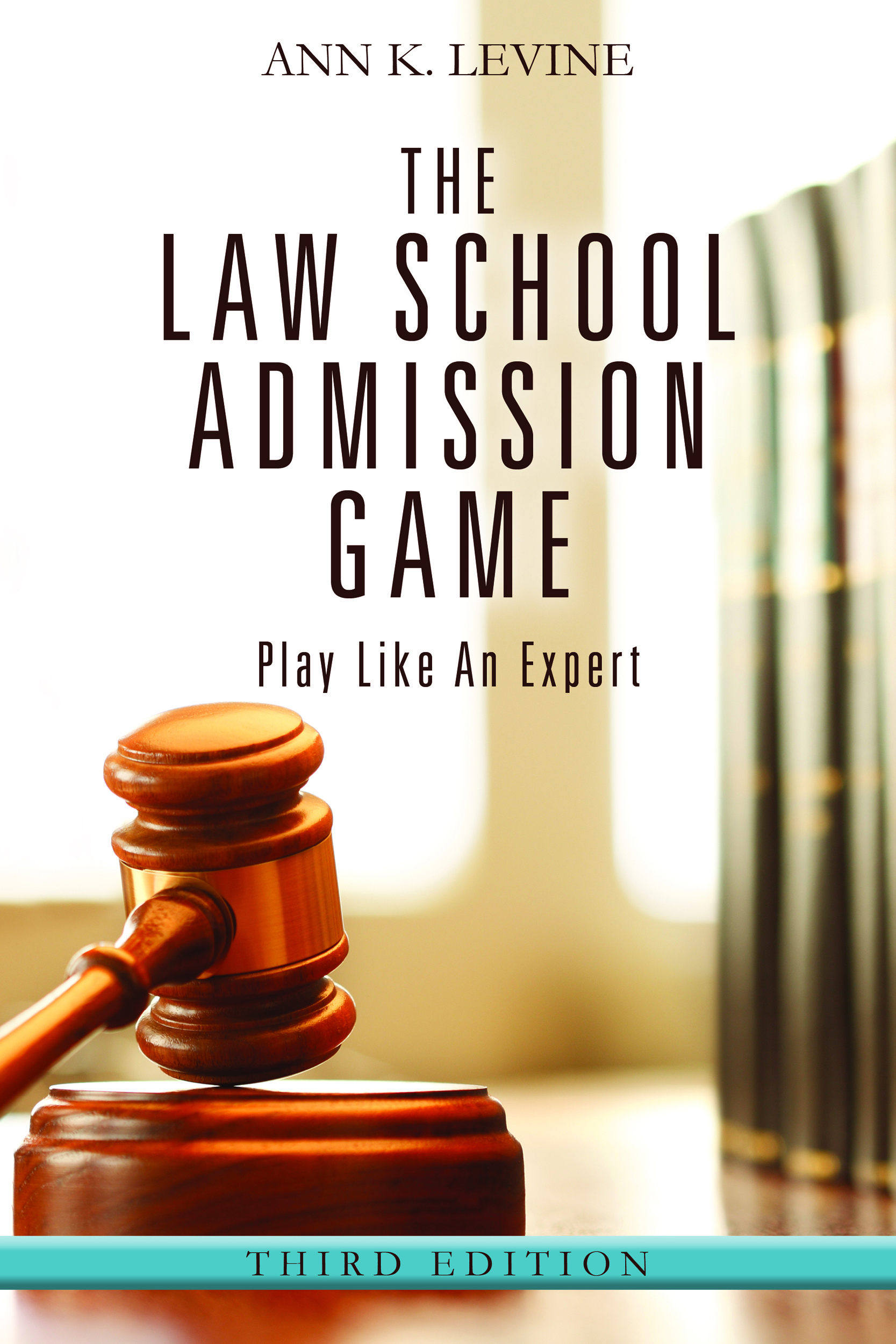 Sneak Peek of The Law School Admission Game: Play Like an