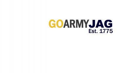 U.S. Army JAG